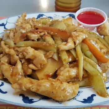 Photo Of Old Peking Restaurant Moscow Id United States Chicken In Garlic