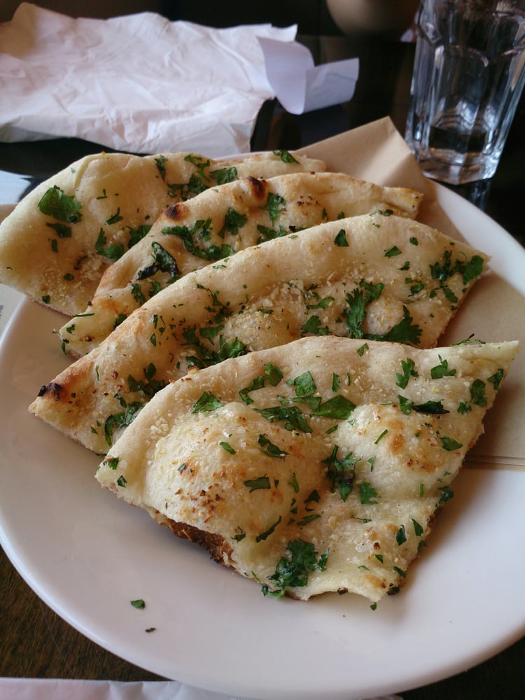 Garlic cilantro naan bread.... So good - Yelp
