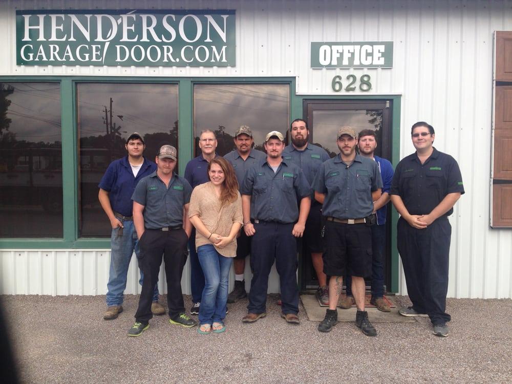 Henderson Garage Door: 628 Cedar Bayou Rd, Baytown, TX