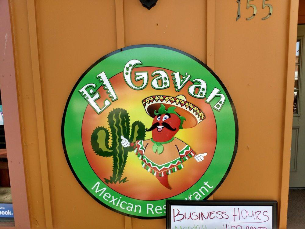 El Gavan: 155 W Cooweescoowee Ave, Oologah, OK