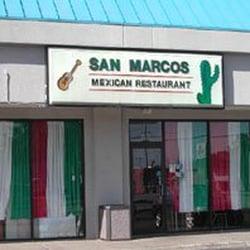 San Marcos 15 Photos 20 Reviews Mexican 61 N Burbank Dr