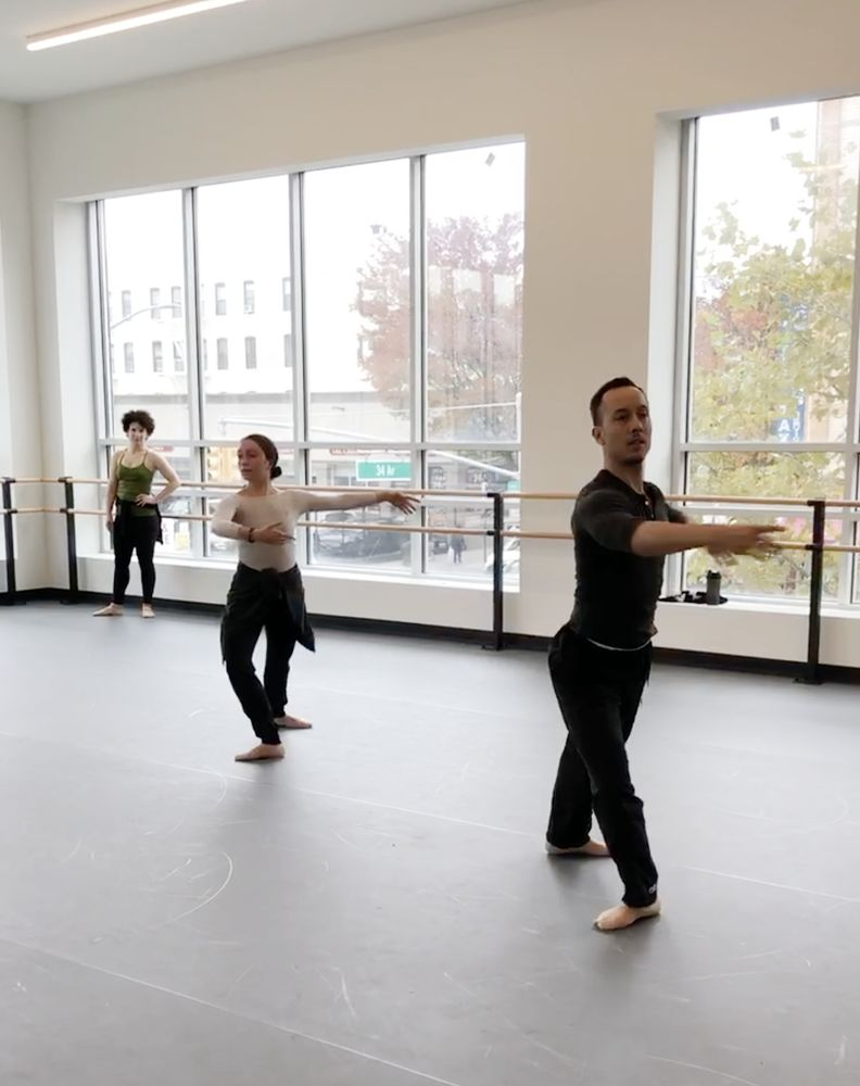 RIOULT Dance Center: 34-01 Steinway St, Astoria, NY