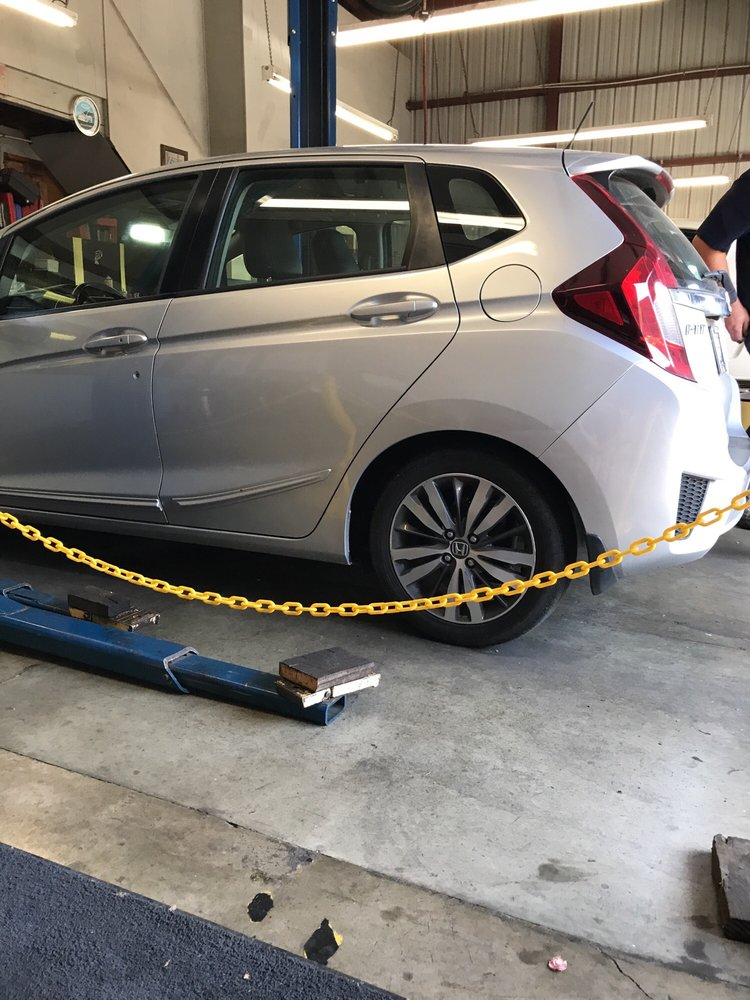 St Helena Auto Repair