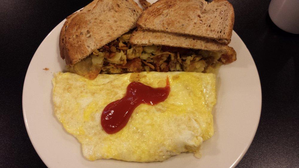 Food from The WheelHouse Cafe