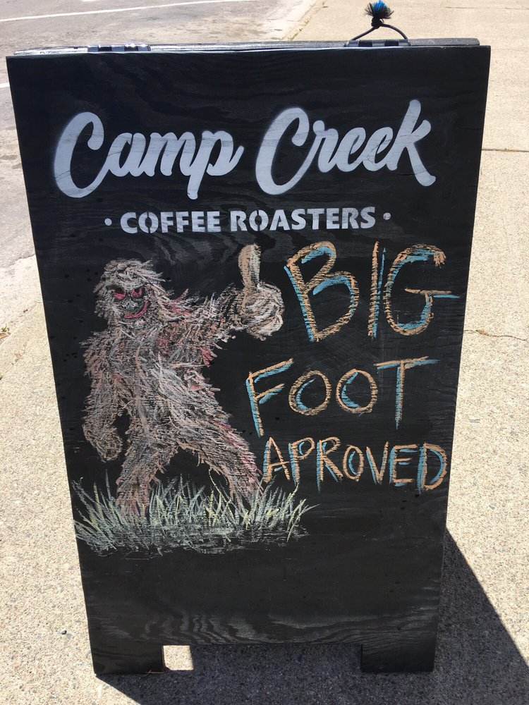 Camp Creek Coffee Roaster: 316 Mineral, Libby, MT