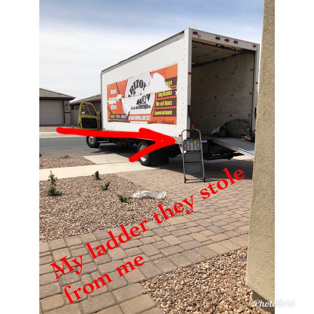 Storage Units Phoenix Az- Deer Valley Mini RV Storage ...