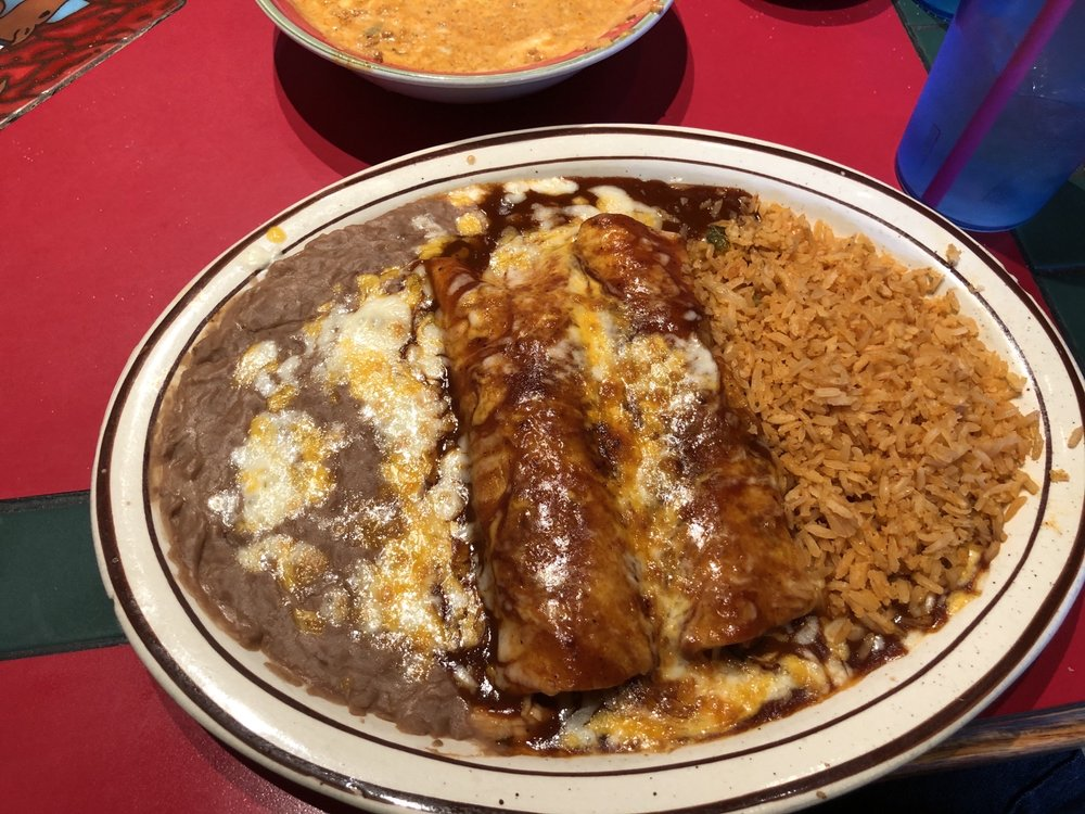 Food from Arturo's Mexican Restaurant