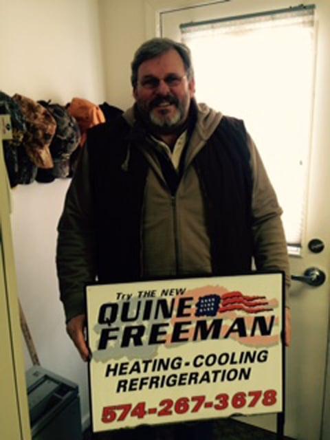 Quine Freeman: 226 S Cleveland St, Warsaw, IN
