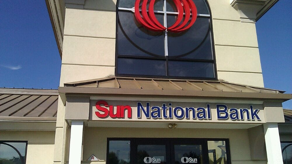 Sun National Bank: 303 Village Center Dr, Swedesboro, NJ