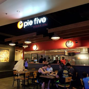 Photo Of Pie Five Pizza Biloxi Ms United States Located Inside The