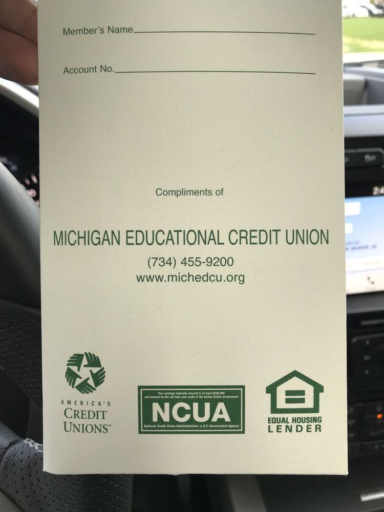 Michigan Educational Credit Union