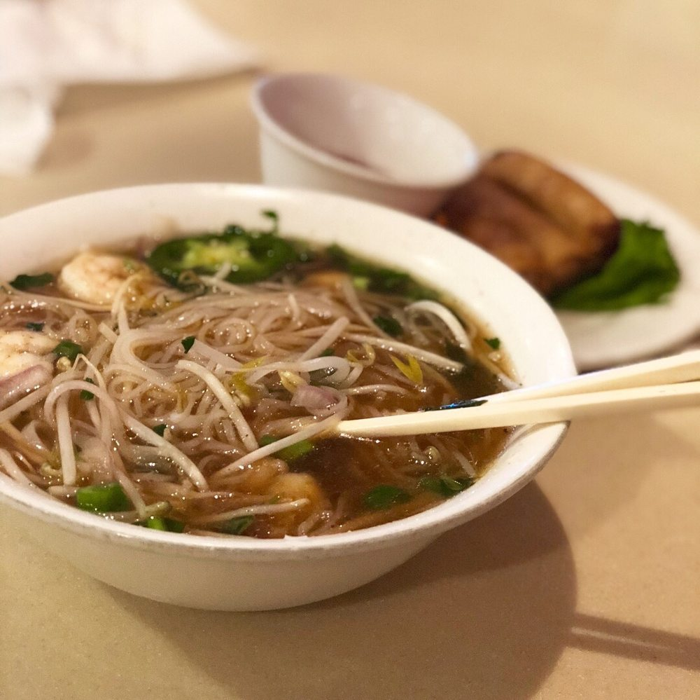 Food from VN Pho