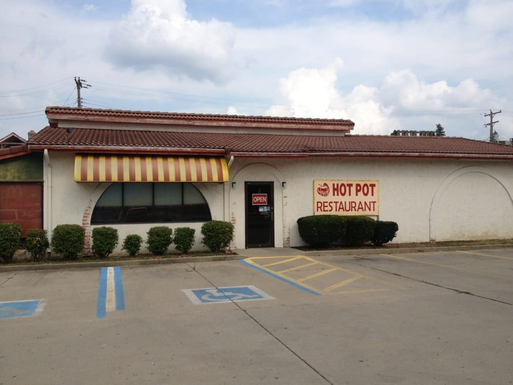 Hot Pot Restaurant: 319 W 30th St, Connersville, IN