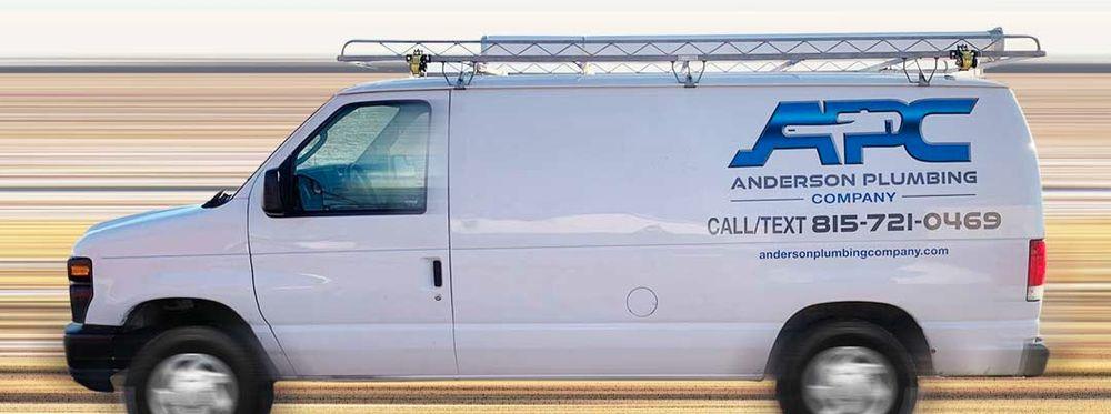 Anderson Plumbing Company: Caledonia, IL