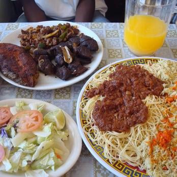 Photo Of Ethiopia Somalia Restaurant Columbus Oh United States Fish