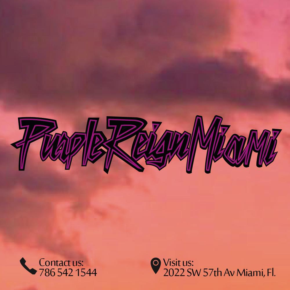 Purple Reign Miami: 2022 SW 57th Ave, Miami, FL