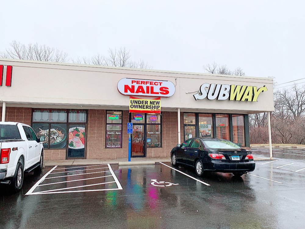 Perfect Nails: 589A Hartford Rd, New Britain, CT