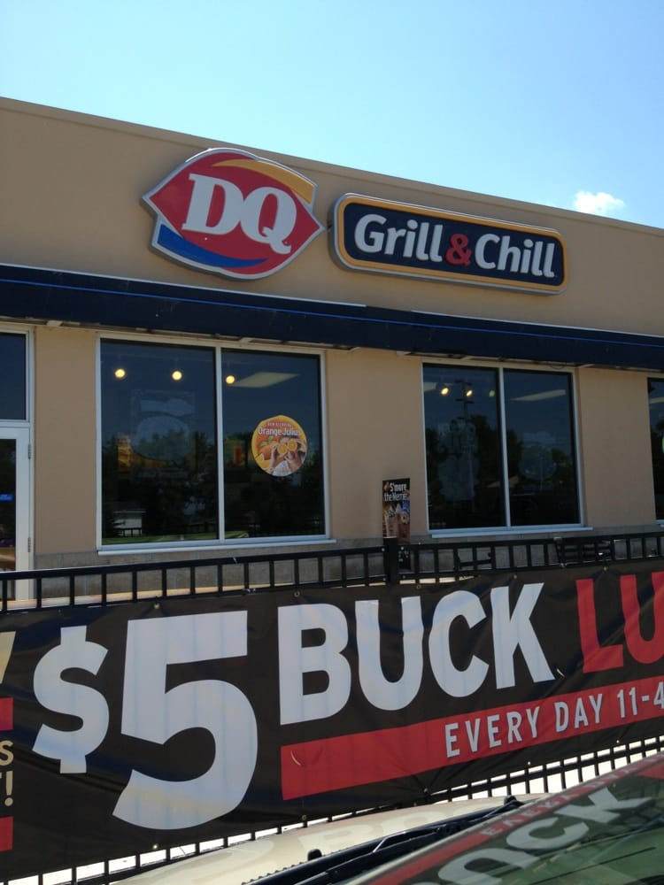 Dairy Queen Grill & Chill: 104 Highway 34, Barnesville, MN