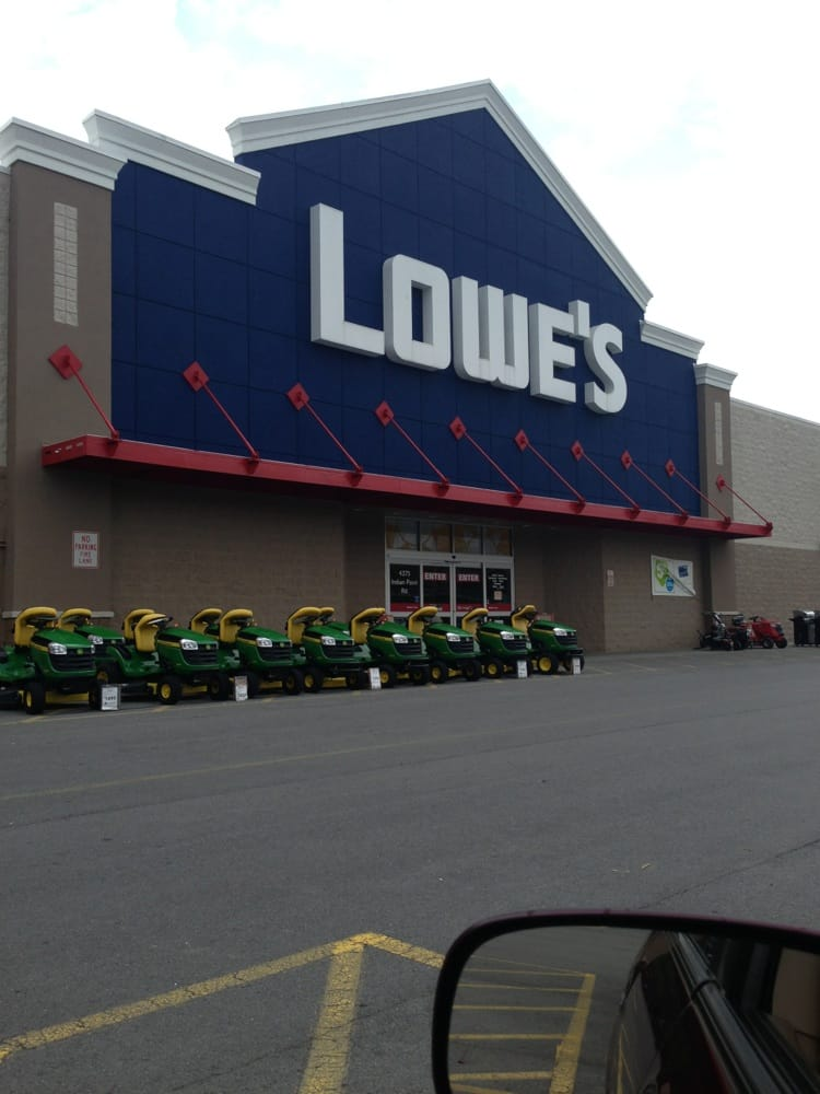 Lowe's Home Improvement: 4375 Indian Paint Road, Pounding Mill, VA