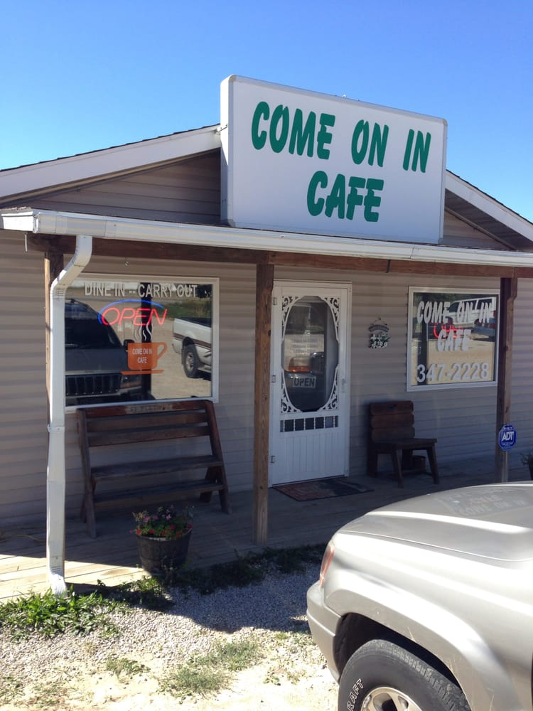 Come On In Cafe: 14520 N State Hwy 7, Climax Springs, MO