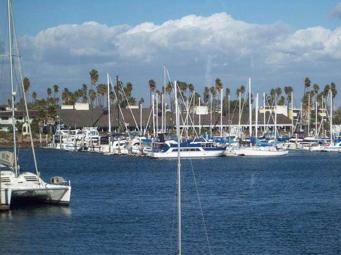 Lobster Trap Restaurant - CLOSED - Seafood - 3605 Peninsula Rd, Oxnard, CA, United States ...