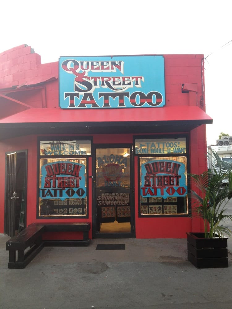 Check out my new shop on oahu queen street tattoo yelp for Tattoo shops in waikiki