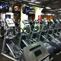 Bally Total Fitness Long Island