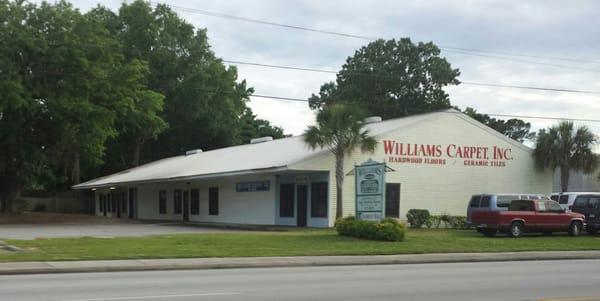 Flooring Services Charleston Sc : Williams carpet inc carpeting savannah hwy west
