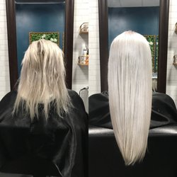 Photo Of Hair Extensions By Janelle Huntington Beach Ca United States Tape