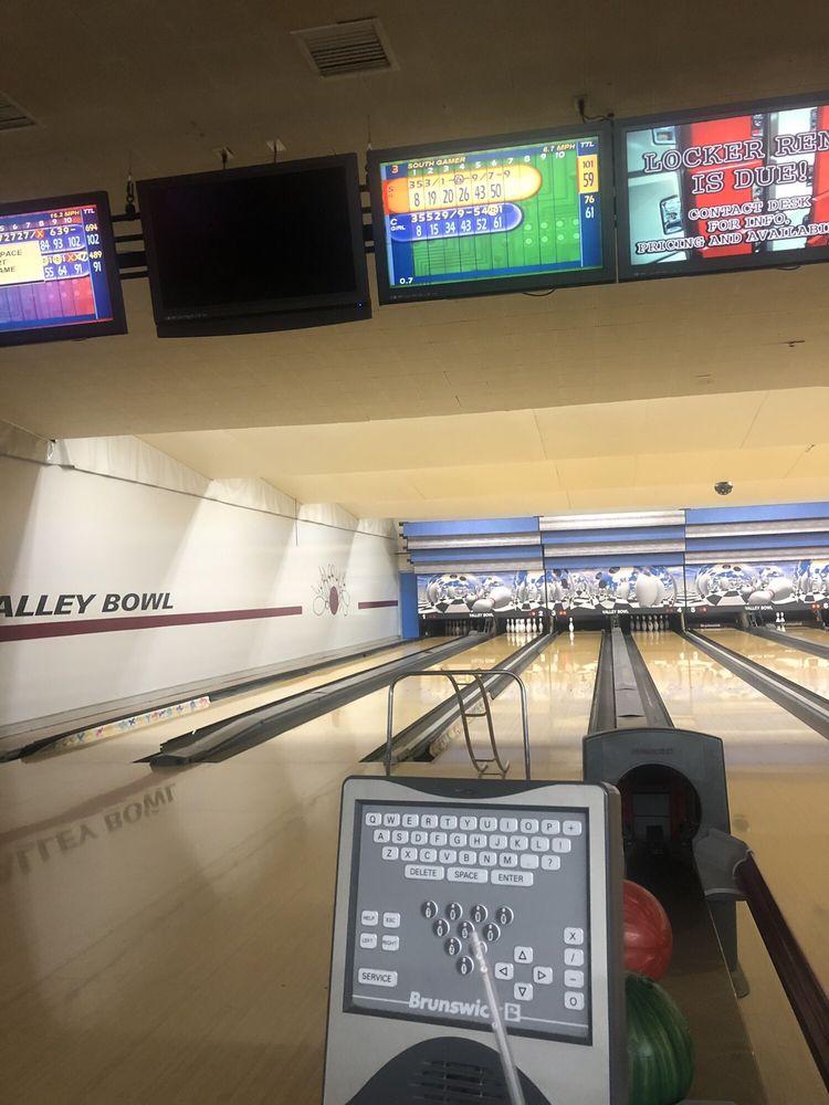 Valley Bowl Spokane: 8005 E Sprague Ave, Spokane, WA