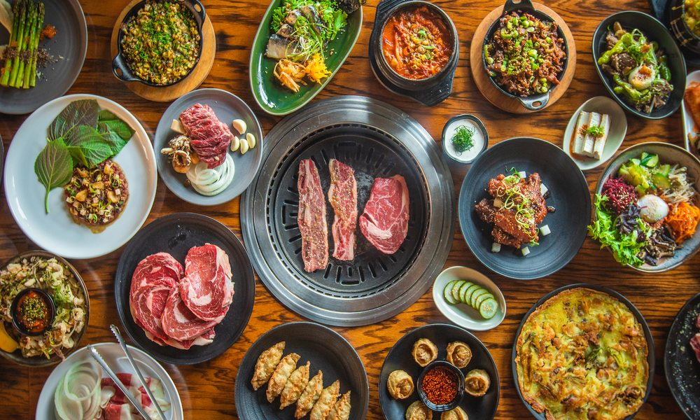 Perilla Korean American Fare
