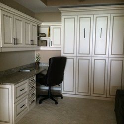 home office with murphy bed. Photo Of Millers Murphy Bed And Home Offices - Fort Myers, FL, United States Office With E