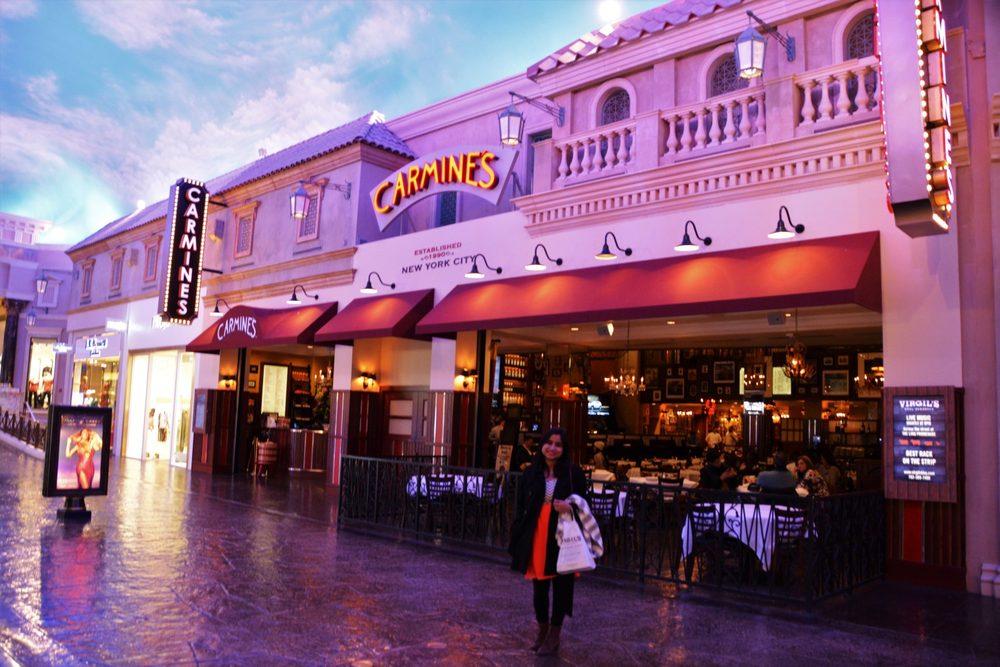 Photo Of Carmine S Italian Restaurant Las Vegas Nv United States