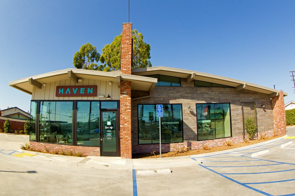 HAVEN Recreational Dispensary - Los Alamitos: 3401 Norwalk Blvd, Long Beach, CA