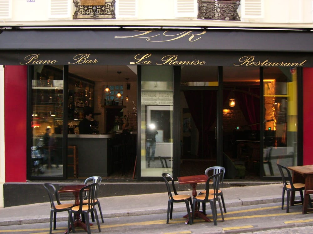 La remise closed french 93 rue des martyrs for Restaurant miroir rue des martyrs
