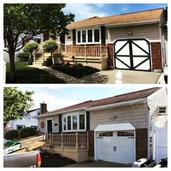 Photo Of United Garage Door   Moriches, NY, United States. Before And After