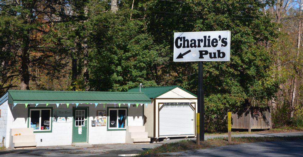 Charlie's Pub: 190 South Court St, Fayetteville, WV