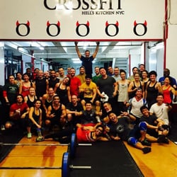 Crossfit Hell S Kitchen Wod