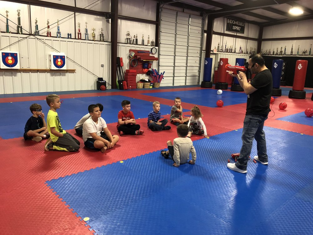 Hero Martial Arts: 2800 Global Pkwy, Midwest City, OK