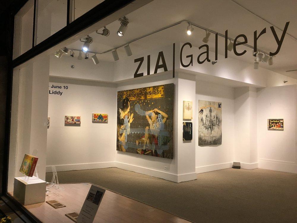 ZIA Gallery: 44 Green Bay Rd, Winnetka, IL