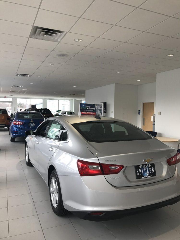 Spitzer Chevrolet Lordstown