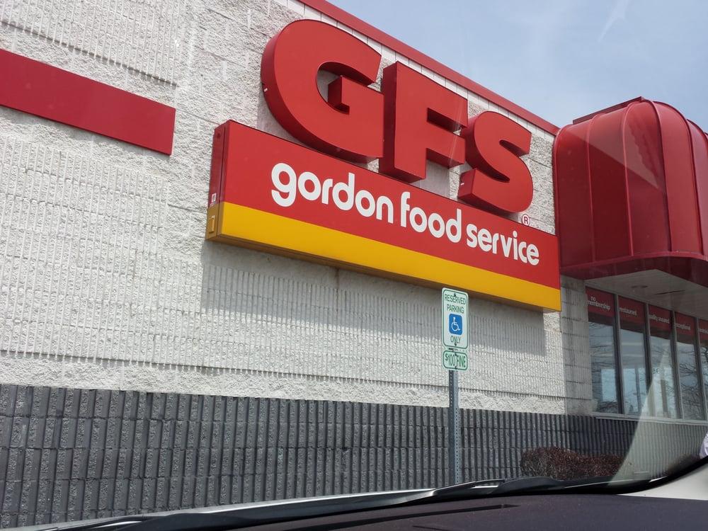 Gfs Food Service Rockford Il