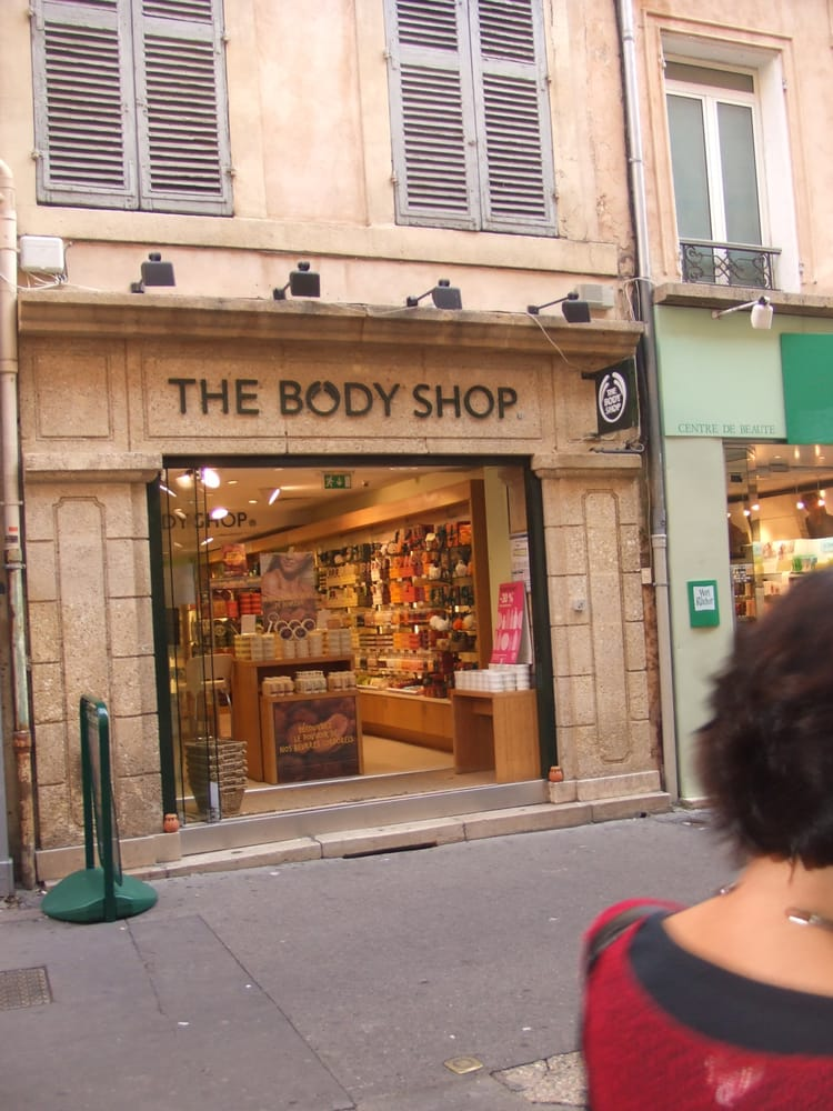 the body shop produits de beaut cosm tiques 8 rue. Black Bedroom Furniture Sets. Home Design Ideas