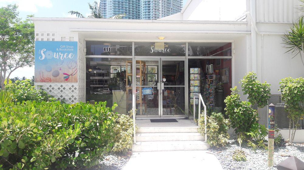 Unity On the Bay Bookstore: 411 NE 21st St, Miami, FL