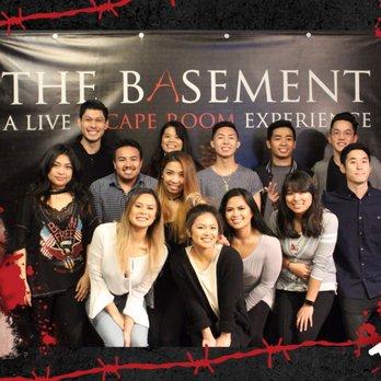 The Basement A Live Escape Room Experience 173 Photos