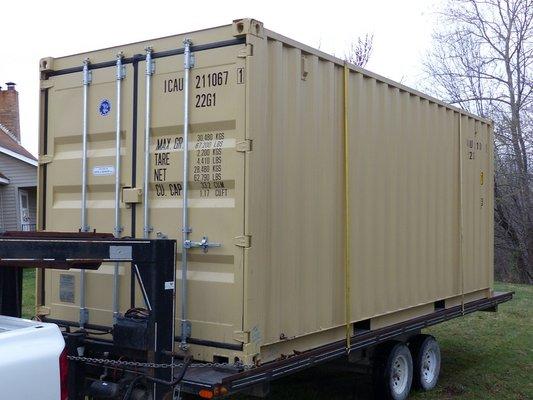 Country conex box demander un devis espace de stockage for Devis container