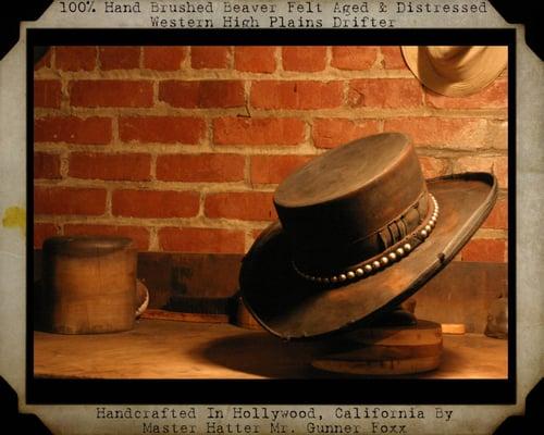 612c10b5e7e0b Gunner Foxx House of Hats 7517 W Sunset Blvd Los Angeles