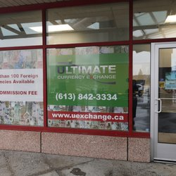 Photo Of Ultimate Currency Exchange Ottawa On Canada