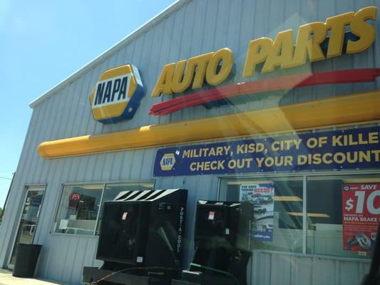 Napa Auto Parts Auto Parts Supplies 1209 S Fort Hood St