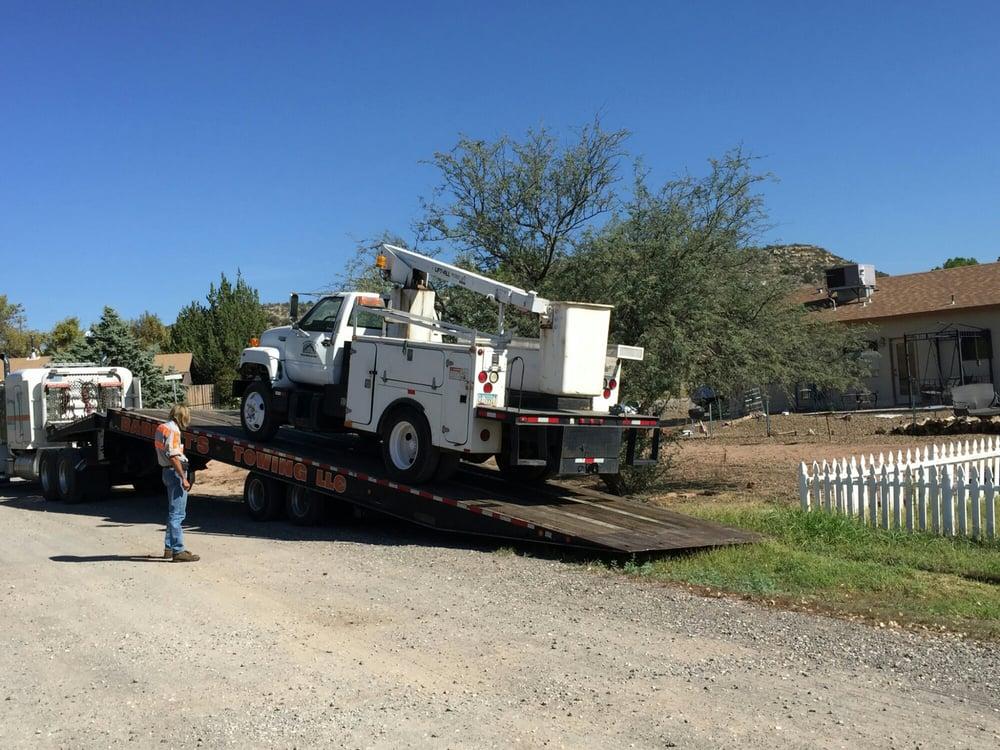 Barnett's Towing Service